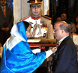 Padma Shri Awarded